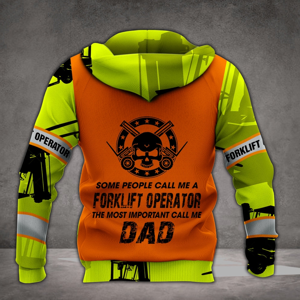 VH FORKLIFT OPERATOR DAD 3D ALL OVER PRINT