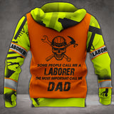 VH LABORER DAD 3D ALL OVER PRINT