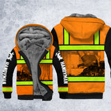 DH HANDY MAN SAFETY HOODIE ALL OVER PRINT
