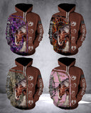 CYCLADES  HORSE HOODIE