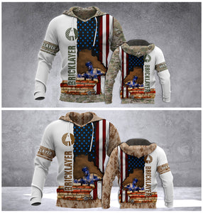 MTP BRICKLAYER  PATRIOT CAMO HOODIE 3D