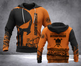 DH IRONWORKER ONE BALL PUN HOODIE ALL OVER PRINT