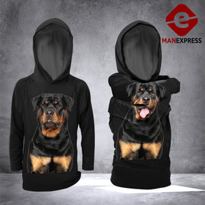 LMT Rottweiler Awesome ARM 3D Printed Hoodie