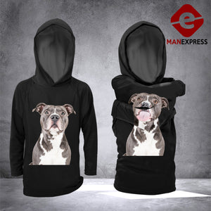 LMT Pitbull Awesome ARM 3D Printed Hoodie