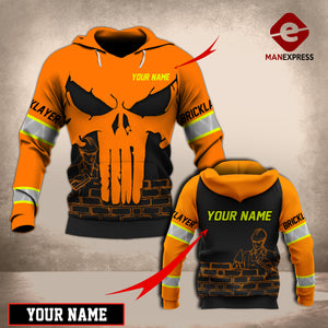 MTP CUSTOMIZE BRICKLAYER UNIFORM HOODIE 3D