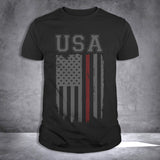 CUSTOMIZE FIREFIGHTER T-SHIRT