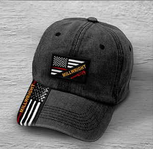 US Millwright Hat