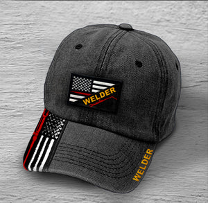 Welder Hat New