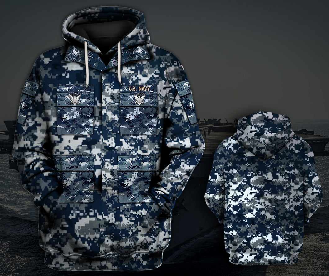 US Navy Hoodie Limitted Edition