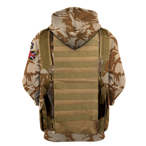 Royal Welsh Force Hoodie