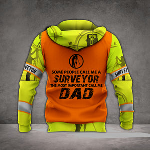 VH SURVEYOR DAD HOODIE 3D ALL OVER PRINT