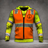 VH SURVEYOR TOWBOATER FORM 3D HOODIE ALL PRINT
