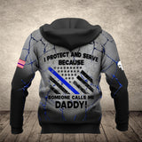 MT PUNISHER POLICE 1 HOODIE