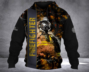 FIREFIGHTER HOODIE SONG HOODIE LIMITED EDITION2