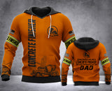 Concrete Finisher DAD  HOODIE
