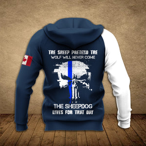 TT [CA] - LIVES FOR THAT DAY HOODIE