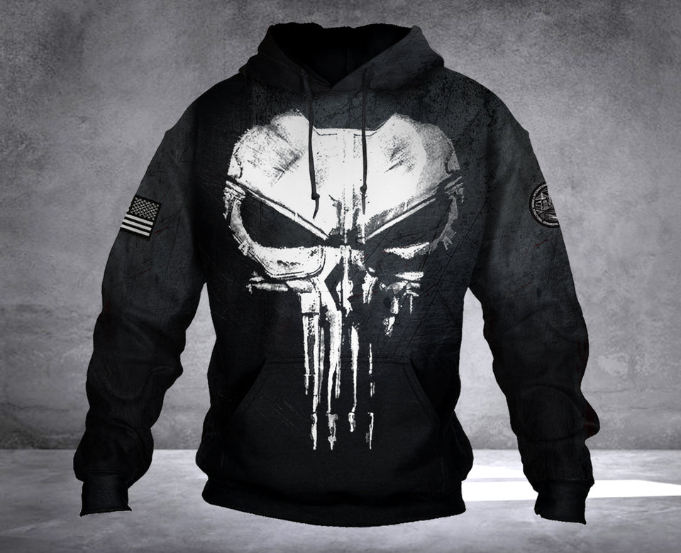 MONSTER IRONWORKER HOODIE LIMITED EDITION2