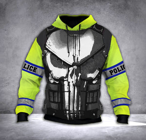 MT POLICE SAFETY HOODIE