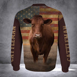 BEEF CATTLE FLAG 3D PRINT