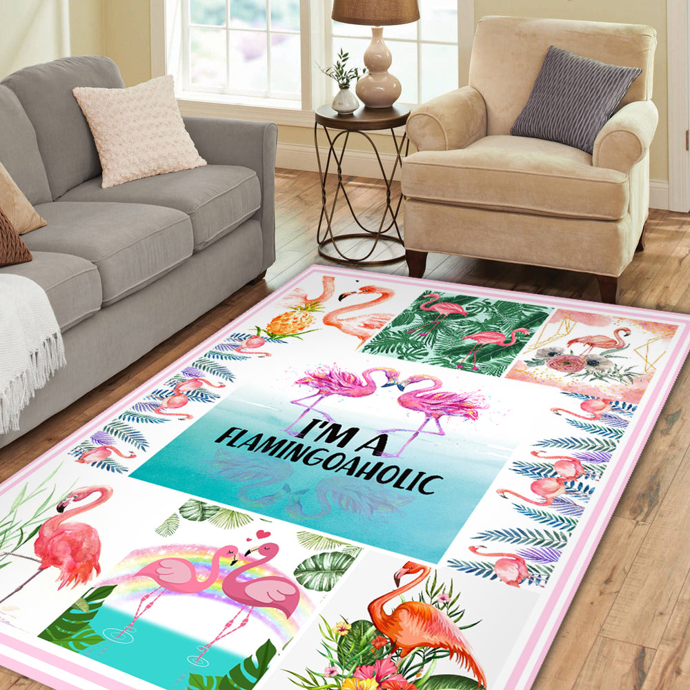 Flamingoaholic - CARPET