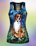 Boxer Starry Night TankTop