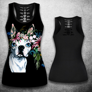 BOSTON TERRIER TANKTOP LIMITED EDITION