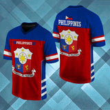 PHILIPPINES T-SHIRT 3D PRINT LIMITED EDITION