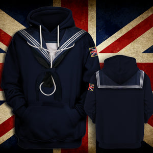 Royal Navy Hoodie Limited Edition