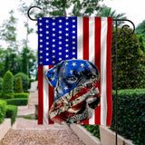 Flag GARDEN boxer 4July