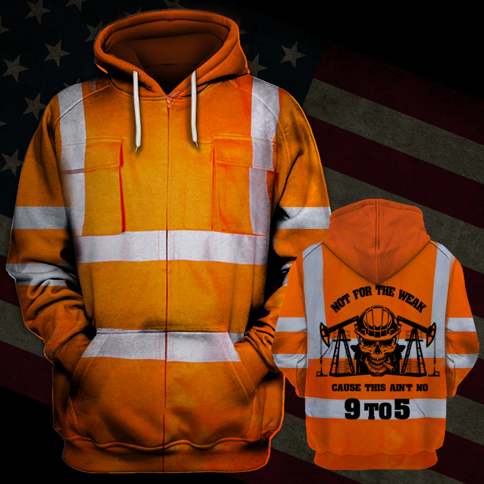 Oilfield Hoodie Limited Edition