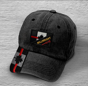CA Millwright Hat