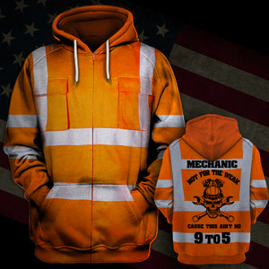Mechanic Hoodie Limited Edition