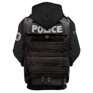 Chicago Police Hoodie Limited Edition