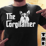 CorgiFather shirt