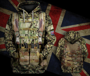 Royal Marines Hoodie Limitted Edition