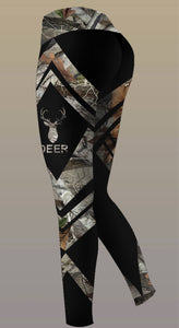 GIRL DEER LEGGING