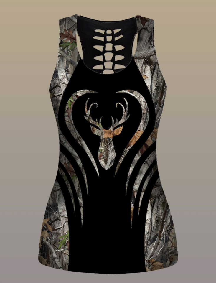 GIRL DEER TANK TOP