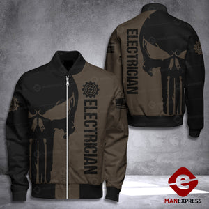 Electrician 3D printed Bomber TDN