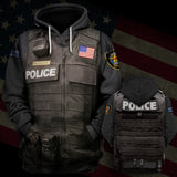 Fort Worth Police Department  Hoodie