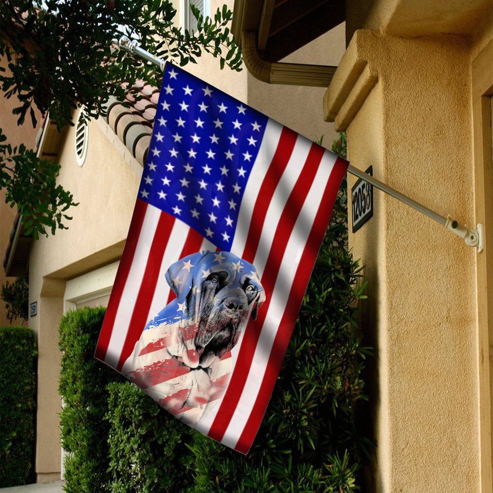 Flag Mastiff 4July