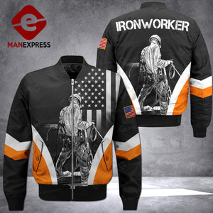 Ironworker 3D printed Bomber TEY