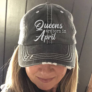 Embroidery Queen Hat