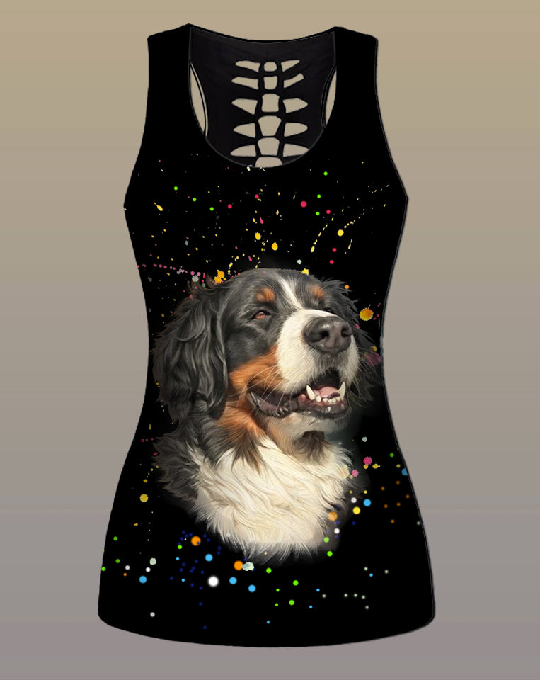 BERNESE MOUNTAIN ART TANKTOP