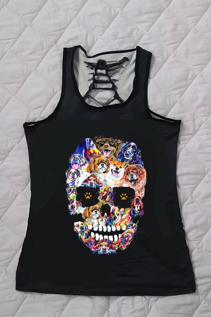 DOG SKULL TANKTOP