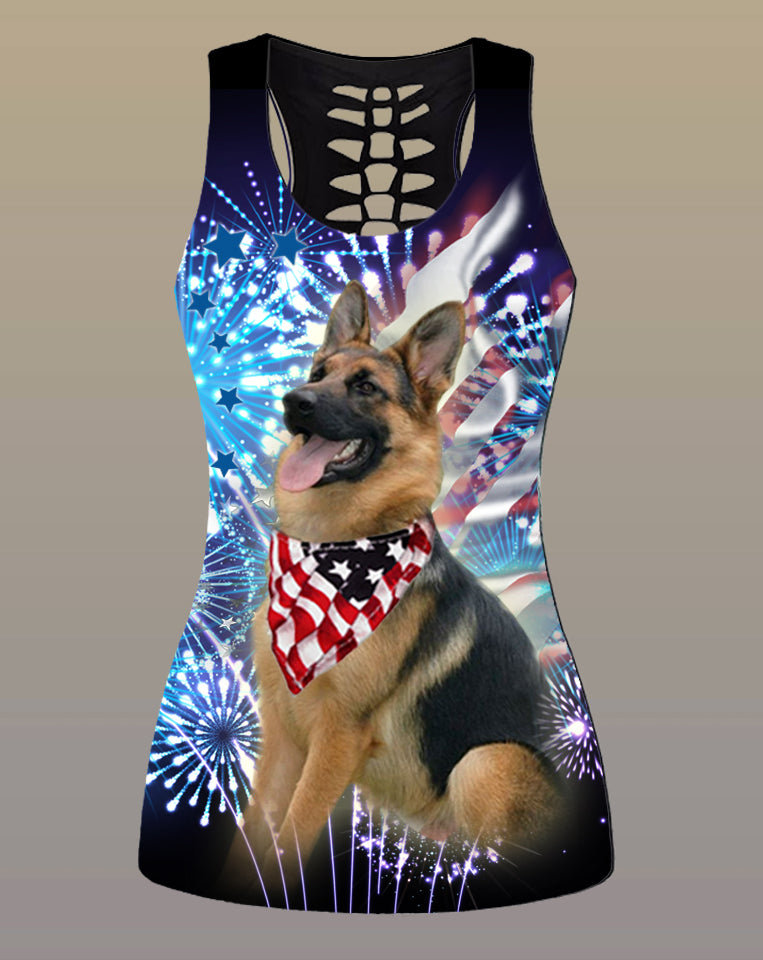 PROUD GERMAN SHEPHERD TANKTOP LIMITED EDITION