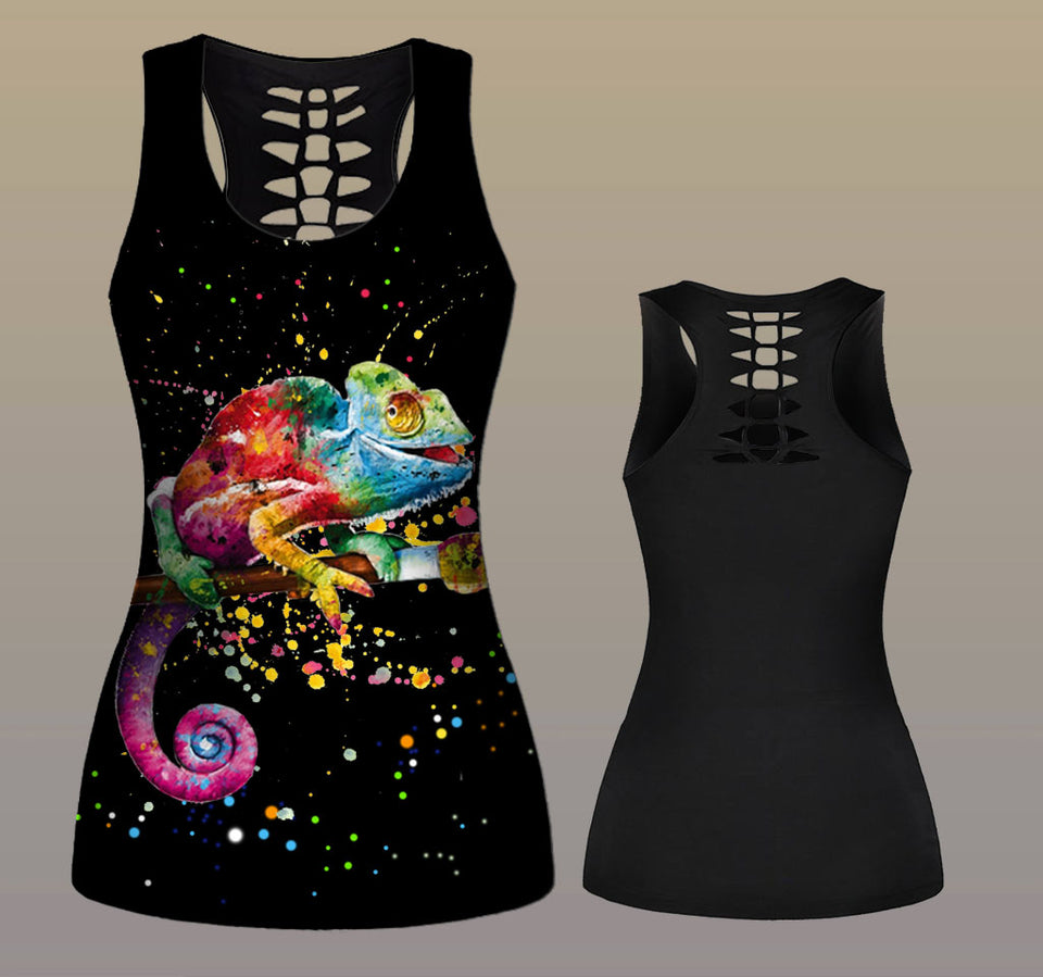 CHAMELEON TANKTOP LIMITED EDITION