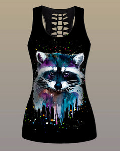 RACCOON TANKTOP LIMITED EDITION