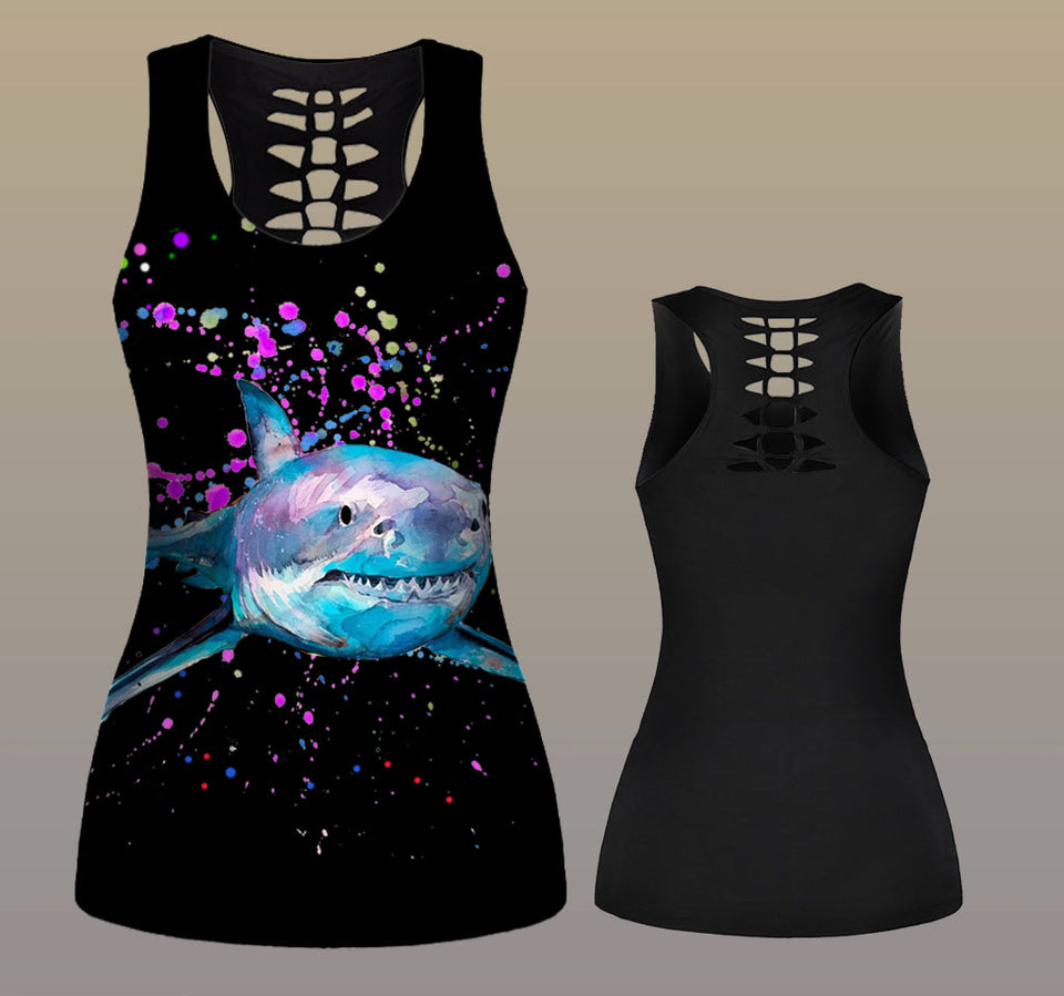 GREAT WHITE SHARK TANKTOP LIMITED EDITION