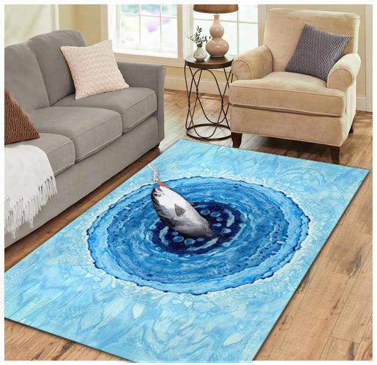 Fishing ice - CARPET