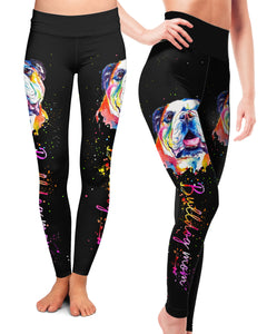 BULLDOG MOM Legging